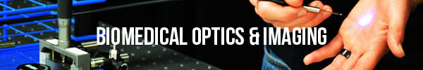 biomedical optics and imaging research