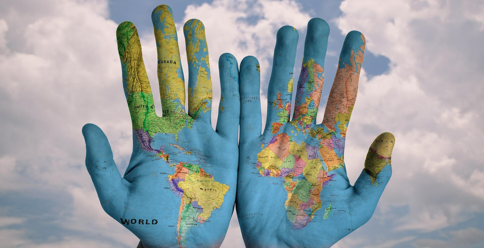 The World, at Your Fingertips